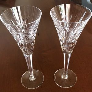 America's Heritage Collection Champagne Flutes (2)